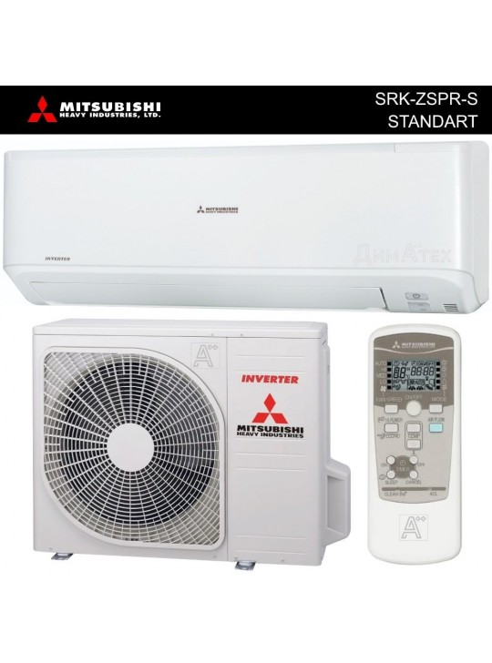 Кондиціонер  MITSUBISHI HEAVY SRK20ZSPR-S / SRC20ZSPR-S